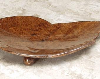 Decorative Leaf Plate
