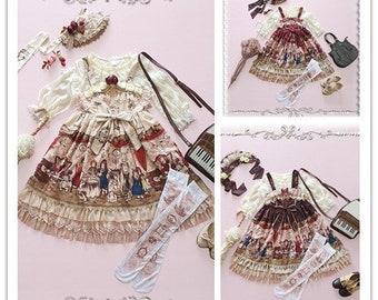 Infanta Lolita: Doll House JSK