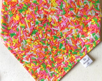 Sprinkles- Tie Bandana