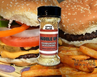 Huddle Up - Hamburger Seasoning - Premium Sports Blend