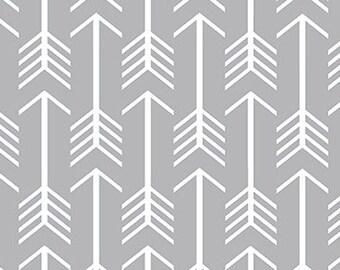 Shannon Fabrics Silver Arrow Minky
