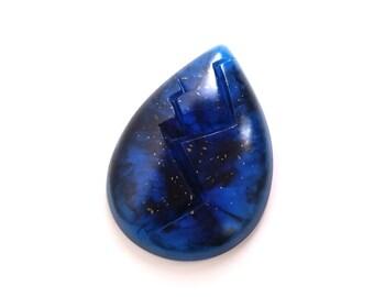 Lapis Lazuli, Cracked, Crystal Gem Cosplay Prop - Steven Universe