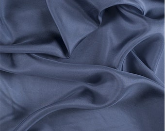 Copenhagen Silk Crepe de Chine, Fabric By The Yard