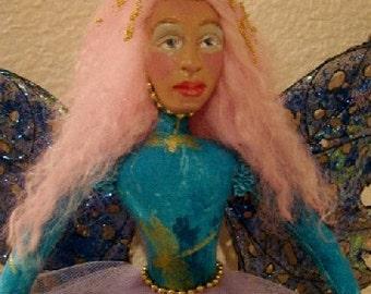 Fairy Art Doll-OOAK-(Take Orders for a Similar Fairy)