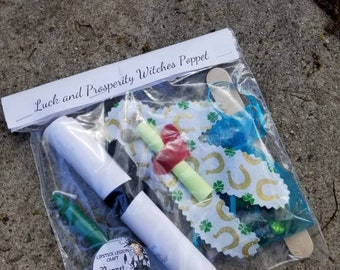 Witches Poppet: Luck & Prosperity