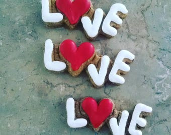 3 Love Dog Treats