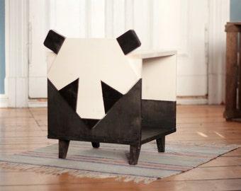 "Sidetable Panda ""NØBY"""