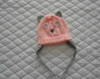 Hat girl size 12-24 months