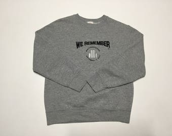 World Trade Center memorial sweater