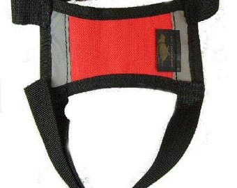 X-Tiny Service dog vest-Comes in Red ONLY with Working Service Dog patch.  (fits 9 lbs and under)