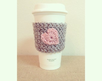 Marble & Rose Heart Cozy