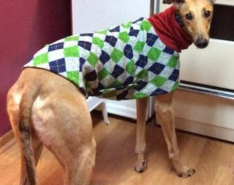 "Greyhound Sweater. ""Uncle Hairy's Stinky Sweater"" - Greyhound Sizes"