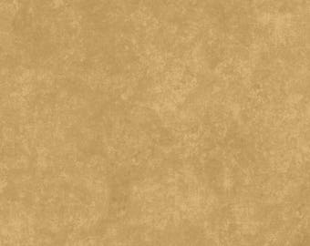 "Tan Sandalwood  108"" Wide Back Fabric by Maywood Studio MASQB410-T 100% cotton BTY     Top quality quilters fabric"