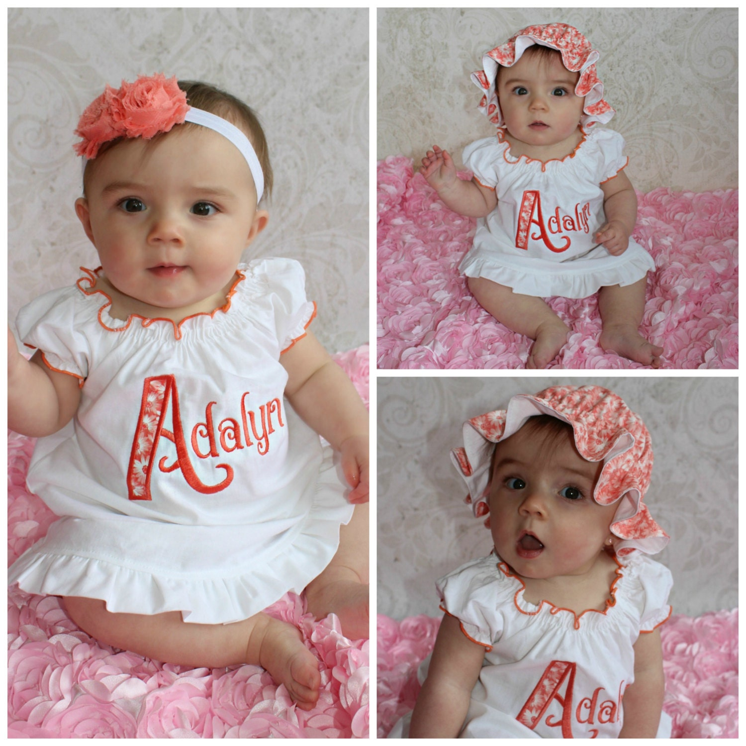 Cute Baby Clothes Baby Dress Personalized Girl Newborn Baby
