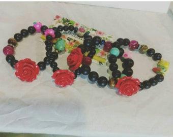 Belize Treasures Roses in Bloom