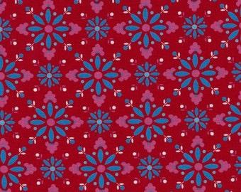 Floral Red - Ella Blue - TE1015 R
