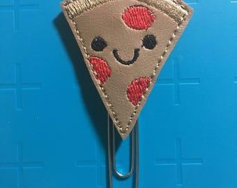 Pizza Slice Planner Clip