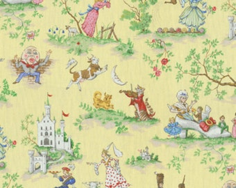 BIG SALE TODAY!!!, Over The Moon Yellow, Covington Fabric