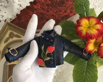 Jacket Blythe /Jacket Pullip /Jacket RuRuko /Jacket momoko /Blythe outfits / Blythe clothing /Doll jacket /Doll outfit /Doll Clothing