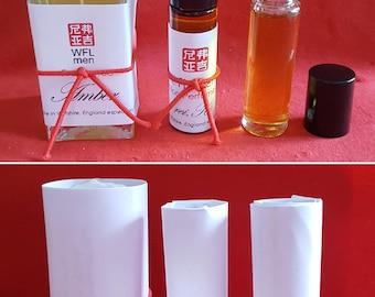 Luxury Perfumes/Rollons. Vegan. Handmade to order (UK)