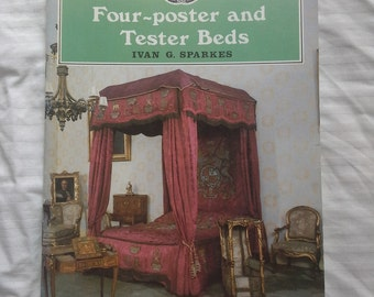 Four Poster and Tester Beds (Shire Albums)