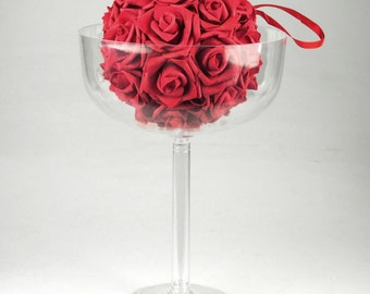 Plastic Champagne Glass Disposable Cup