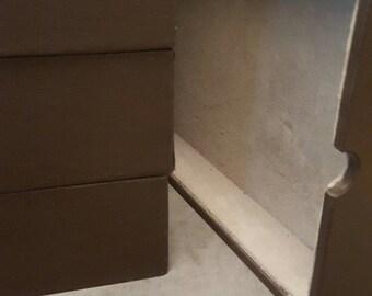 Display boxes from MIYE MATSUKATA