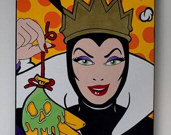 Evil Queen Grimhilde-second chance