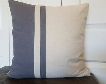 Color Block Pillow Decorative Pillow Pillow Cover Throw Pillow Colorblock Pillows Linen Pillow Case Modern Pillow Natural Linen Pillow Cover