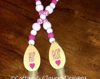 Hip Hop Easter Farmhouse Beads