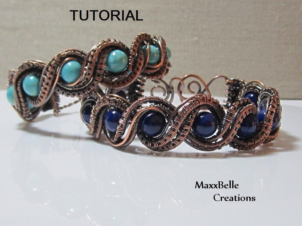 Beautiful Twisted Wire Jewelry Tutorials Pictures - Electrical and ...