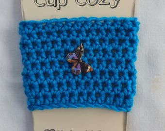 Coffee Cup Cozy, Cup Cozy, Crochet Coffee Cup Cozy, Cup Sleeve, Coffee Cup Sleeve, Drink Holder, Summer Cup Holder, Winter Cup Holder, Huggy