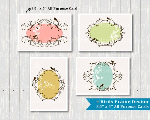 Birds Clip art, Clipart ,Frame Design clipart, birds Clipart, floral Clip art, Floral Bouquet Clipart, flowers clip art, card Clip Art