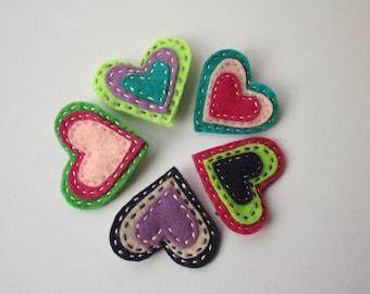 heart felt clips