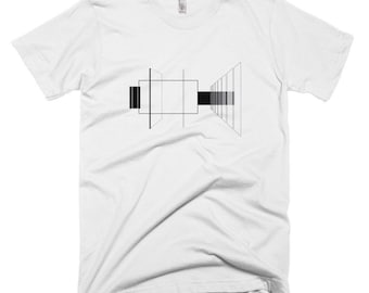 MIES Architecture T-shirt, graphic tee, gift for men, best friend gift, gift for boyfriend, tee shirt, gift for him, retro, gift for women