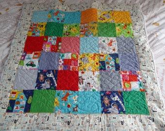 Playmat quilt