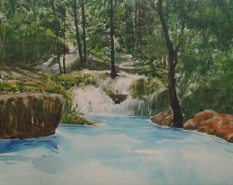 Painting watercolor for sale