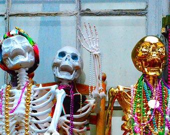 Old Crowd o' Skeleton