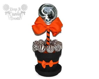Dia de los muertos Centerpiece, Day of the dead, Halloween Wedding, sugar skull centerpiece, Sugar Skull Wedding, Day of the Dead Wedding