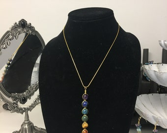 Chakra Necklaces (3 variations available)