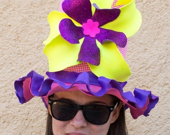 Hat, Crazy hour, costumes, Bachelorette, New Year's Eve, wedding, birthday
