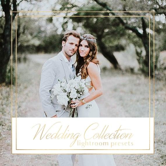 Wedding lightroom presets Wedding presets Lightroom presets