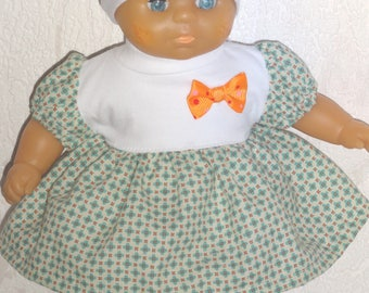 Outfit doll 30 cm small colin, gege drooler raynal Corolla Compatible