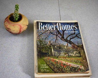 April 1949 Better Homes and Garden