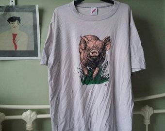Beautiful pig tshirt