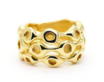 sterling silver ring, silver ring, gold ring, gold filled ring, silver ring, silver, ring, open ring gold, adjustable ring, statement ring