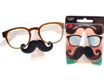 Funny Face Eyeglass Holder