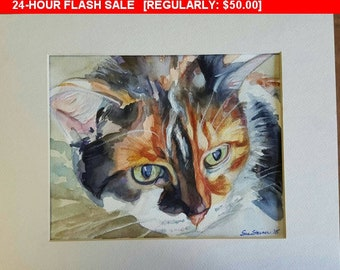 Pet Portrait, Custom Dog, Custom Cat, Custom Horse painting, oil painting, watercolor, pastel, drawing, colored pencil, animal artwork