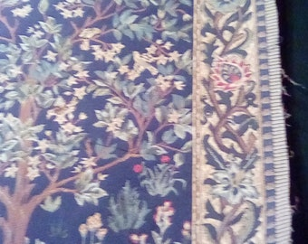 Beautiful FRENCH Tapestry Just Purchased in Montmartre!