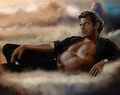 Jeff Goldblum The Chaotic...